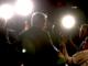 Philadelphia District Attorney Larry Krasner on election night, premiering at Sundance Film Festival.